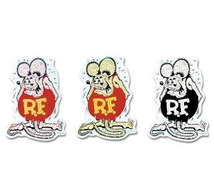 Photo1: Rat Fink Decal S 8x5.5cm
