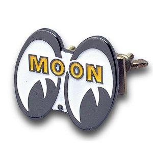 Photo1: MOONEYES Car Badge Emblem