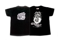 Kids & Ladies Rat Fink Mono T-Shirt