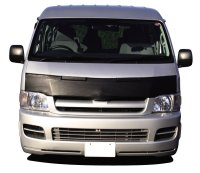 MOONEYES Hood Guard Bra for 200 Series HIACE WIDE