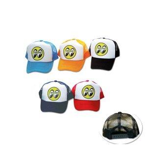 Photo1: Kids MOON Eyeball Baseball Caps