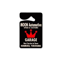 MOON Automotive Parking Permit