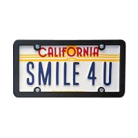 USA Custom Order License Plate - California Golden State