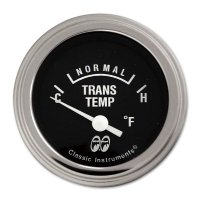 MOON Equipped 2inch Trans Temp  (Electric)   (Black)