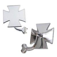 Iron Cross Peep Mirror