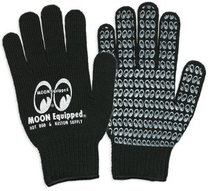 Photo1: MOON Equipped  Work Glove