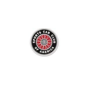 Photo1: SCCA Sticker