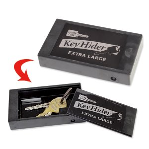 Photo1: Magnetic Key Hider