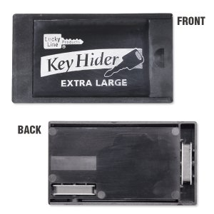 Photo2: Magnetic Key Hider