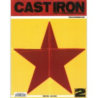 Cast Iron Magazine France #2*