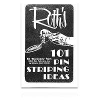 """Ed """"Big Daddy"""" Roth's 101 Pinstriping Ideas*"""