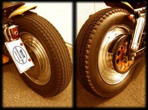 "Photo2: MOON Discs ""Starburst"" for Motorcycle"