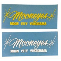 MOON City YOKOHAMA Decal