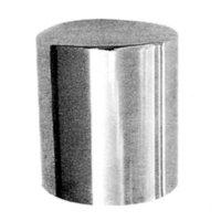 Chromed  Oil Filter Cover  (H) 4 9/32 inchx (D) 3 11/16 inch