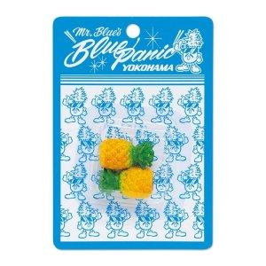 Photo5: BLUE PANIC Original Pineapple Air Valve Stem Cap