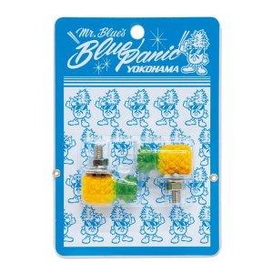 Photo5: BLUE PANIC Original Pineapple License Bolt