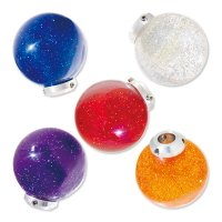 Metal Flake ball shift knob