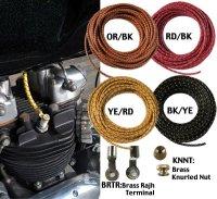 Classics Style Spark Plug Wire