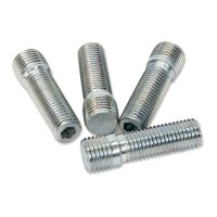 Stud Bolt 14mm x 1.5 Hub to 12mm x 1.5 Wheel
