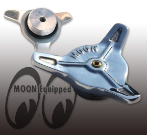 Photo1: MOON Spinner Cap with  vent