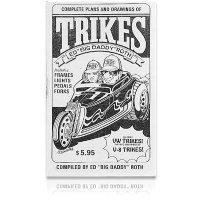 Ed Roth Book Trikes