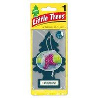 Little Tree Paper Air Freshener Rain Shine