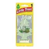 Little Tree Paper Air Freshener Morocco Mint Tea