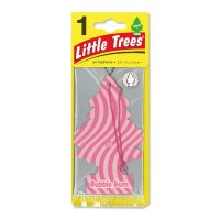 Little Tree Paper Air Freshener Bubble Gum