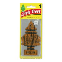 Little Tree Paper Air Freshener Bourbon