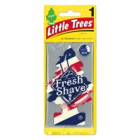 Little Tree Paper Air Freshener Fresh Shave