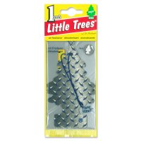 Little Trees Paper Air Freshener Pure Steel