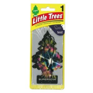 Photo1: Little Tree Paper Air Freshener Super Nova