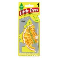 Little Tree Paper Air Freshener Sliced