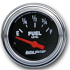 Photo1: Performance Traditional Fuel Gauge (Most GM)