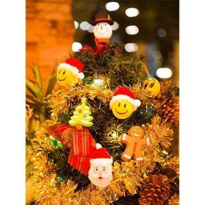 Photo4: Christmas Tree Antenna Topper
