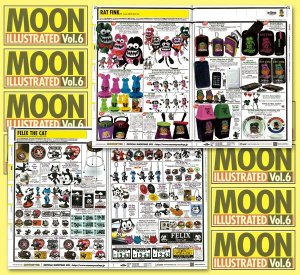 Photo3: Moon Illustrated Magazine Vol. 6