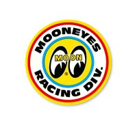MOONEYES Racing DIV Decal