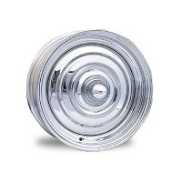 Bullet Steel Wheel Chrome