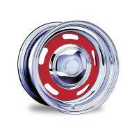 Special Order Hot Rod Rallye Wheel Chrome/Bare