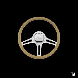 Photo2: Billet Specialties Steering Wheels Speedway 35cm