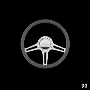 Photo4: Billet Specialties Steering Wheels Speedway 35cm
