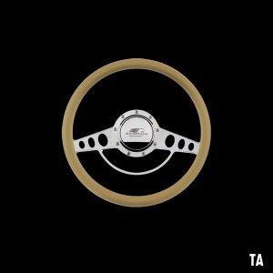 Photo2: Billet Specialties Steering Wheels Classic 35cm