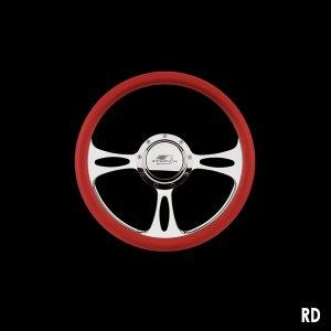 Photo5: Billet Specialties Steering Wheels Fast Lane 35cm