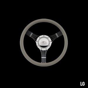Photo3: Billet Specialties Steering Wheels Banjo 35cm
