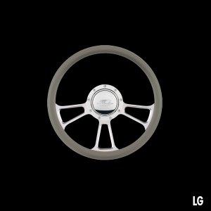 Photo3: Billet Specialties Steering Wheels Vintec 35cm