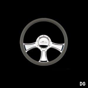 Photo4: Billet Specialties Steering Wheels Chicayne 35cm