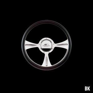 Photo1: Billet Specialties Steering Wheels GTX01 35cm