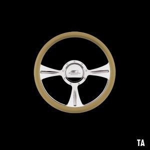 Photo2: Billet Specialties Steering Wheels GTX01 35cm