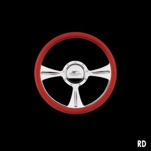 Photo5: Billet Specialties Steering Wheels GTX01 35cm
