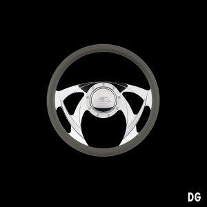 Photo4: Billet Specialties Steering Wheels Sniper 35cm